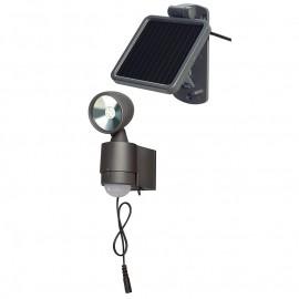 Прожектор светодиоден със сензор 4х0.5 W LED, 130°-8 м, SOL 80 Hugo Brennenstuhl GmbH