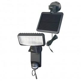 Прожектор светодиоден със сензор 12х0.5 W LED, 180°-10 м, SOL LH1205 P2 Hugo Brennenstuhl GmbH