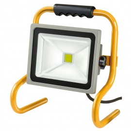 Прожектор LED светодиоден с кабел и стойка 30 W ML130 Hugo Brennenstuhl GmbH