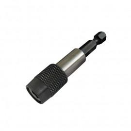 """Държач магнитен за битове 1/4""""х60 мм Narex Bystrice 8318"""