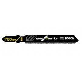 Нож за зеге за керамика HM 58 мм, Р30, T 130 Riff Bosch