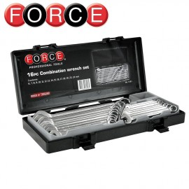 Комплект звездогаечни ключове 16бр.6/24мм 5161 Force