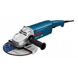 Bosch GWS 20-230 JH, Ъглошлайф електрически с плавен пуск ф 230 мм, 2000 W, 6600 об./мин