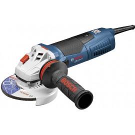 Bosch GWS 15-125 CIEP, Ъглошлайф електрически с регулатор на оборотите и плавен пуск ф 125 мм, 1500 W, 2800 11 500 об./мин