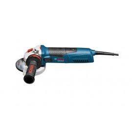 Bosch GWS 15-125 INOX , Ъглошлайф електрически с регулатор на оборотите и плавен пуск ф 125 мм, 1500 W, 2200 -7500 об./мин
