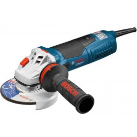 Bosch GWS 19-125 CIE, Ъглошлайф електрически с регулатор на оборотите и плавен пуск ф 125 мм, 1900 W, 2800-11 500 об./мин