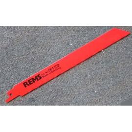 Нож за саблен трион за метал 1.8х200/180 мм, 561102 Rems
