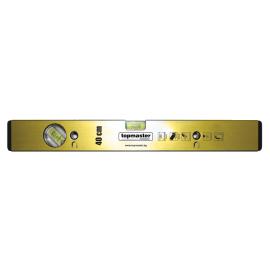 Нивелир 1000 мм алуминиев с магнит Topmaster 270310