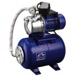 """Уредба хидрофорна с цилиндричен съд 24 л, 4.8 м3/ч, 50 м, 1"""" - 1"""" REM Power WPEm 5502/24 R"""