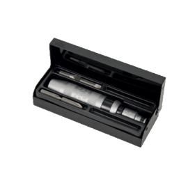 Отвертка ударна метална с накрайници Topmaster 224906