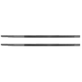 Пили за верижен трион Ø 4 мм, 200 мм комплект 2 броя Topmaster 360516
