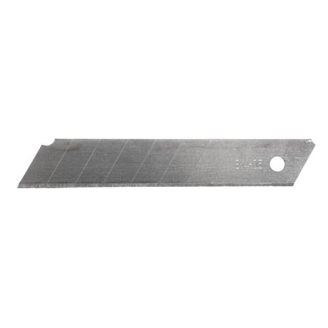 Резци за макетен нож 9х80 мм, комплект 10 броя Topmaster 370121