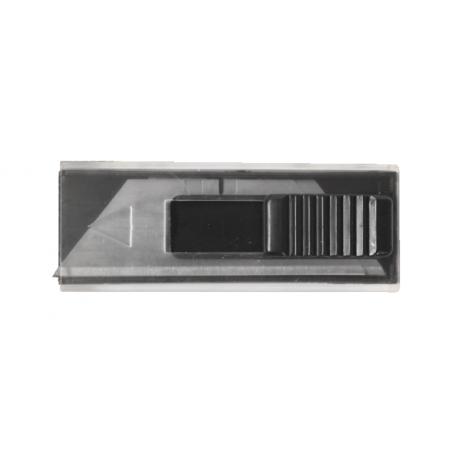 Резци за макетен нож трапец 19х60 мм, комплект 10 броя Topmaster 370123