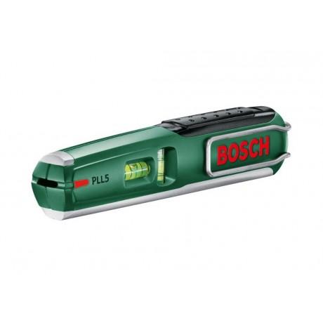Нивелир лазерен Bosch PLL 5 /5 м, 1.0 mm/1m/