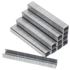 Скоби за такер 12 мм, тип 140, 1000 броя Topmaster 511334