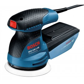 Шлайф ексцентриков Bosch GEX 125-1 AE Professional /250 W, Ø 125 мм/