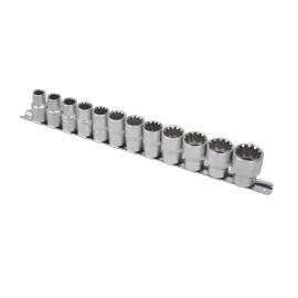 "Вложки универсални SPLIN 1/2"" 10-24 мм, комплект 12 броя Topmaster 330320"