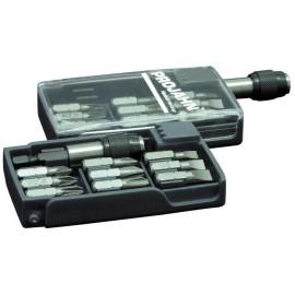 Комплект битове/накрайници PH/PZ/SB 4081 Projahn