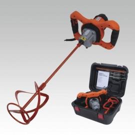 Бъркалка електрическа едношпинделна двускоростна с плавно регулиране 1800 W, 0-620/0-810 об./мин Rubi RUBIMIX-9 N PLUS
