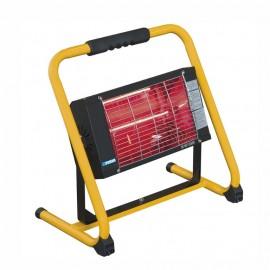 Инфрачервен отоплител електрически със стойка 1300W FERVI R609B