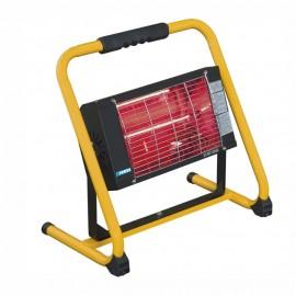Инфрачервен отоплител електрически със стойка 2000W FERVI R610B