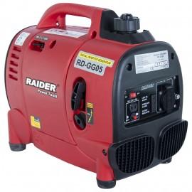 Генератор за ток бензинов, инверторен RAIDER RD-GG05 /1 kW/