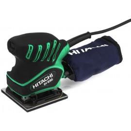 HiKOKI - Hitachi SV12SG, Шлайф електрически кабелен с правоъгълна плоча 200 W, 14 000 вибр./мин, 112х102 мм