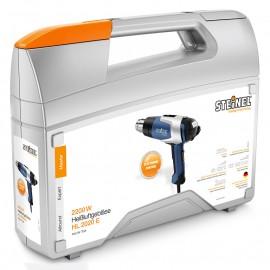 Пистолет за горещ въздух в куфар Steinel HL 2020 E /2200 W, 150/300/500 л/мин., 80°C/630°C /