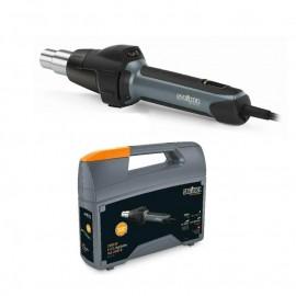Пистолет за горещ въздух в куфар Steinel HG 2420 E /2200 W, 150-400 л/мин., 80°C/650°C /