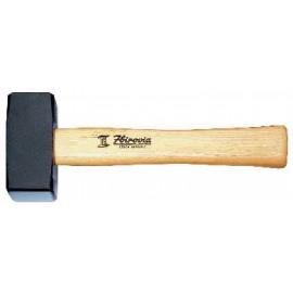 Чук каменарски 0.8 кг с дървена дръжка Zbirovia 603/800