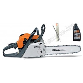 Трион верижен бензинов Stihl MS 211 C-BE /1700 W, 2.3 к.с., 35,20 см3, 40 см/